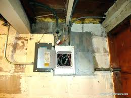 cost of replacing electrical panel asistenciatotal com co  at Cost To Replace Fuse Box With Breaker Panel