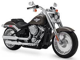 this is the new 2018 harley davidson softail fat boy cycle world
