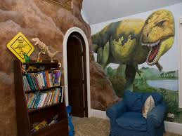 Dinosaur Bedroom Decor Beautiful Kids Dinosaur Theme Contemporary Kids  Chicago By Renaissance Painted Finishes