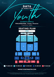 Tower Theater Seating Chart