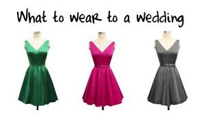 appropriate dress for wedding. what-to-wear-to-a-wedding appropriate dress for wedding n