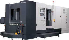 horizontal machining center. amera-seiki\u0027s hmc series horizontal machining center: center z