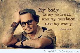 Johnny Depp Love Quotes Interesting Johnny Depp Quotes That Will Change Your Perspective About Life Free