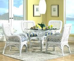 rattan dining sets wicker dining set indoor indoor wicker furniture set dining wicker dining room