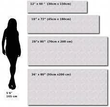 Shabkar Scarf Or Shawl Sizes Guideline