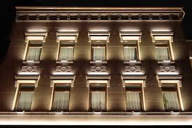 building facade lighting. building facade lighting w