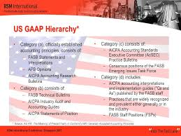Ifrs Vs Us Gaap Key Differences And Convergence Process