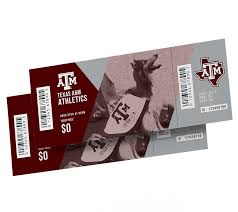 Texas A M Vs Miss State Football Tickets
