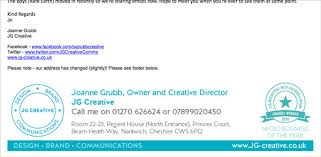 Company Email Signature Cool Email Signatures 20 Examples From Customer Thermometer