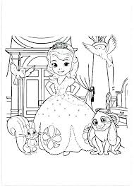 sofia the first coloring pages free colouring ng page guide disney jr princess sofia coloring pages