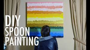 DIY Spoon <b>Painting</b> - Easy <b>Home Decorating</b> with Mr. Kate - YouTube