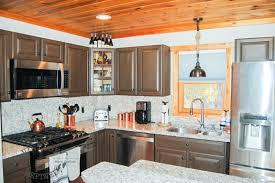 image vintage kitchen craft ideas. Kitchen Makeover - Chalk Painting Cabinets. CraftKitchen IdeasKitchen Image Vintage Craft Ideas N