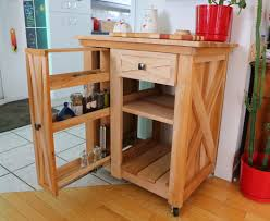Rolling Kitchen Island Ana White Modified Version Of The Rustic X Small Rolling Kitchen