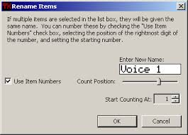 TX81Z Programmer - Library Buttons