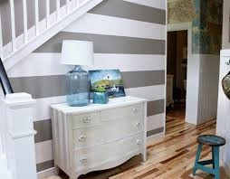 white 6 wall stripes stripe for