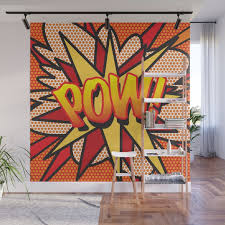 comic book wall mural comic book pow wall mural comic book wall mural comic book wall