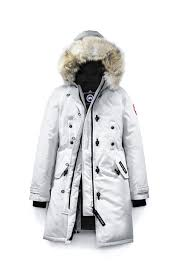 arctic goose Canada Goose White Kensington Parka Fusion Fit,Canada Goose  coats costco,canada goose chateau parka sale,classic fashion trend