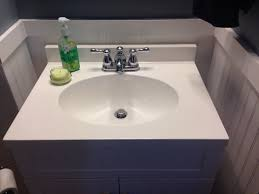 bathroom vanity design. Elegant Bathroom Looks Using Cultured Marble Bath Vanity Counter Top Ideas Design