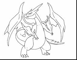 Small Picture beautiful mega charizard coloring pages with charizard coloring