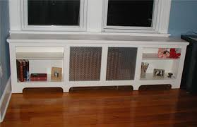 White Classic with custom side shelving