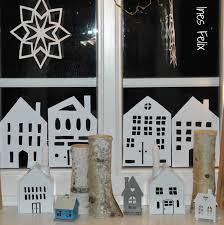 Ines Felix Kreatives Zum Nachmachen Winter Weihnachts Fenster
