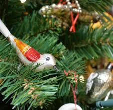 Weihnachtsschmuck Aus Lauscha Gerne Auch Mal Ein Vogel Welt
