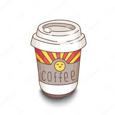 Image result for coffee to go illustration