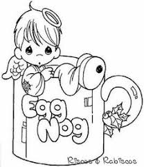 Precious Moments Christmas Free Coloring Pages On Art Coloring Pages