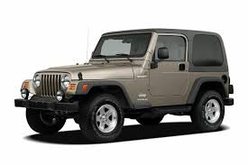 2005 jeep wrangler specs and prices 2005 wrangler
