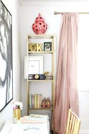 eclectic office furniture. Feminine Office Furniture Home Executive My Tour With Havenly Eclectic