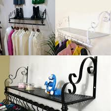 modern wall mounted clothes garment