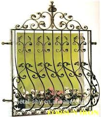 wrought iron grilles for windows window grill designs safety faux inserts