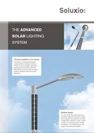 ProductDetails  Magnizon Power SystemsSolar Street Light Brochure