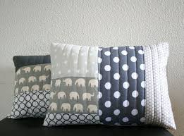 25+ unique Quilted pillow ideas on Pinterest | Quilt pillow ... & Quilted Pillow Cover with insert Reserved Listing by Namoo Adamdwight.com