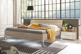 Schlafzimmer Eiche Sägerauweiß Meril3 Designermöbel Moderne