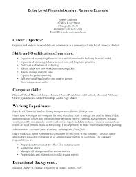 Professional Profile Resume Beauteous Sample Resume Professional Profile Example Accounting Examples Of A