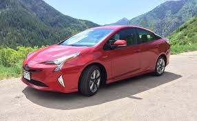 Is the 2016 Toyota Prius Four Touring Adventure Ready ...