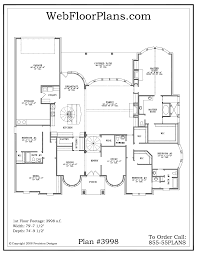 floor plan of a one story house. Nice Single Story Home Plans 1 One House European Pertaining To Openfloorhouseplansonestory Floor Plan Of A N