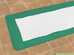 image titled clean a yoga mat step 10