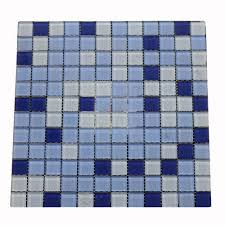 glass mosaic tile crystal swimming pool tiles manufacturer from greater noida