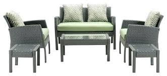 space saving patio furniture. Tropical Outdoor Furniture Space Saving Patio 6 Piece Set Cilantro Green .