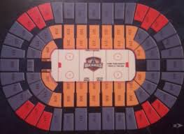 Cox Convention Center Seating Chart Oklahoma City Barons Announce Arena Capacity Reduction Plan