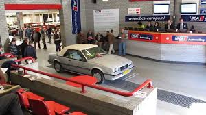 Chevrolet Cavalier RS convertible 1986 @ classic car auction - YouTube