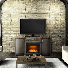 the whitney electric fireplace mantel