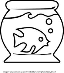 Small Picture Free fish tank coloring page 7 from Coloring Planetcom