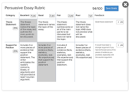 google apps for education grade google drive files using a rubric