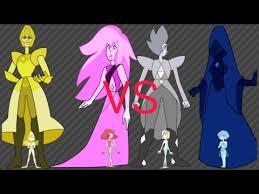 Yellow Diamond Vs White Diamond Youtube Election 2017 Blue Diamond Vs Yellow Diamond Vs