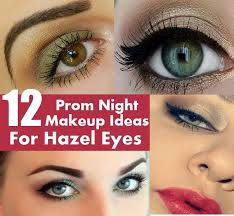 plain eyeshadow for hazel eyes by inspiration article
