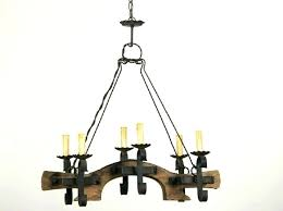 large wood chandelier surprising farmhouse rustic brown woods and black iron chandeliers white beaded chand