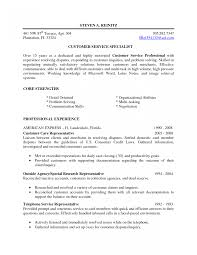 Customer Service Specialist Resume Customer Support Specialist Resume Example Templates Collection Of 8